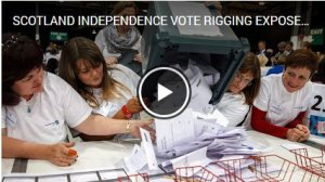 Scottish Vote Rigging Exposed
