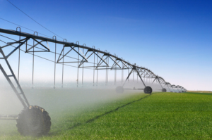 Crop irrigation - Credit - (C) Cecilia Lim - Fotolia