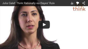 Julia Galef - Think Rationally via Bayes' Rule
