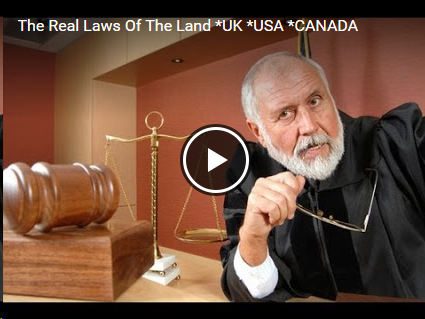 The Real Laws Of The Land